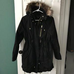 a9c65c3be77ef H&M Jackets & Coats | Hm Mama Padded Parka | Poshmark